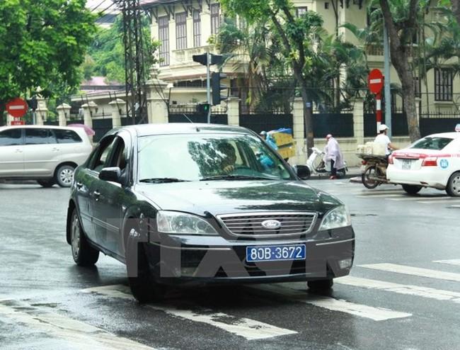 Quá hạn gần 3 tháng, nhiều bộ-ngành vẫn chưa rà soát lại xe công