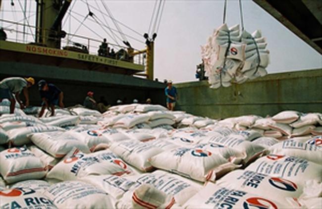 Gạo Việt Nam chiếm thị phần lớn tại Trung Quốc