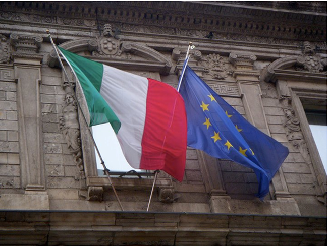 Hố đen tín dụng mới của châu Âu