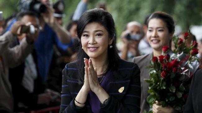 Bà Yingluck Shinawatrabị tịch thu tài sản, phạt 1 tỉ USD