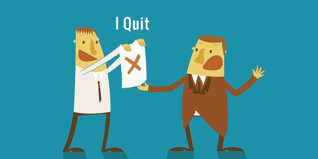 Cán bộ ngân hàng chấp nhận bỏ việc vì không muốn làm trái ý Sếp