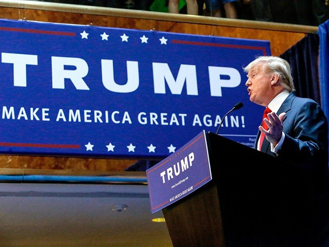 Donald Trump có thực sự muốn làm tổng thống Mỹ?