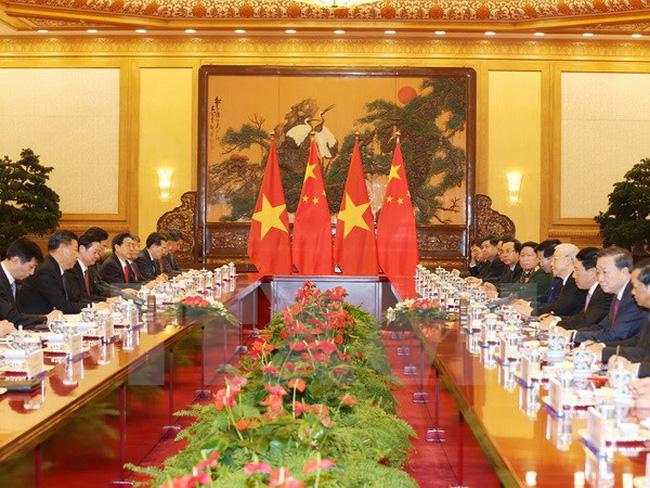 Chủ tịch Trung Quốc sẽ thăm Việt Nam năm nay