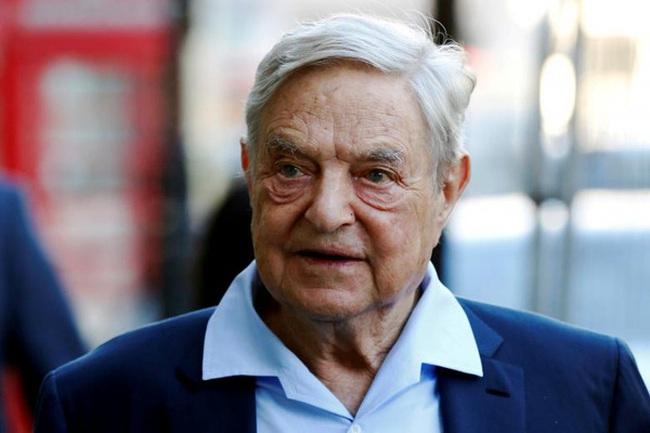 """George Soros: """"Thị trường sẽ giảm sau khi Trump nhậm chức"""""""