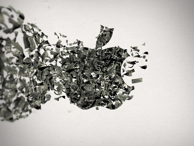 Núi tiền mặt của Apple tiếp tục cán kỷ lục mới lên mức 261,5 tỷ USD, thừa sức mua cả Walmart và AT&T
