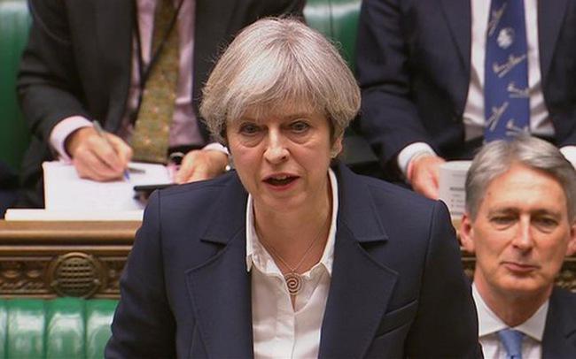 """Thủ tướng Anh: """"Brexit là sự ra đi không thể đảo ngược"""""""