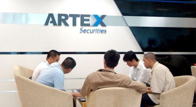 Chứng khoán Artex chuẩn bị lên sàn Upcom với giá tham chiếu 5.000 đồng/cp