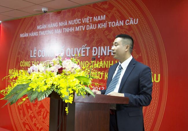 GPBank: ông Hồ Hữu Minh được giao quản lý Hội đồng thành viên