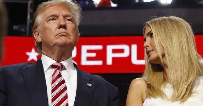 Trump chỉ trích Nordstrom vì ngừng bán sản phẩm của con gái