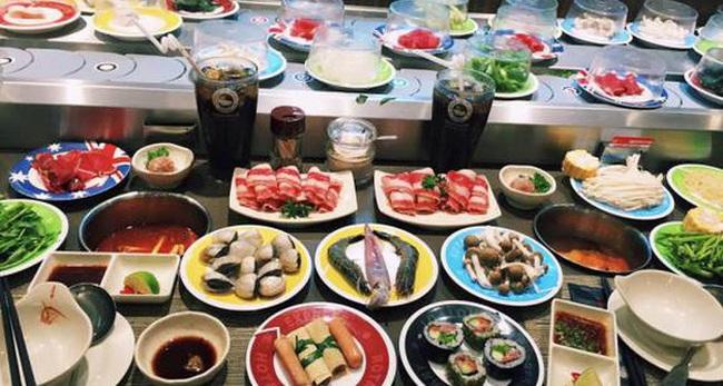 Tại sao các quán buffet, lẩu băng chuyền như King BBQ, Kichi Kichi… khách ăn thoả thích nhưng nhà hàng vẫn lãi?