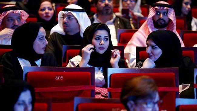 Sau 35 năm, Saudi Arabia sắp có rạp chiếu phim