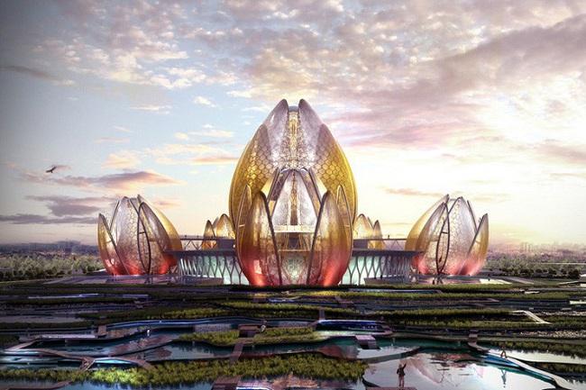 Xây nhà hát Hoa Sen hiện đại: Lãng phí và không mang tính biểu tượng
