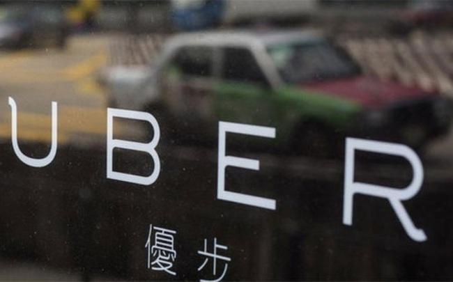Giá cước Uber ở Hồng Kông tăng tới 80%