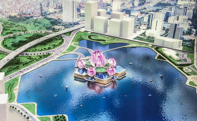 Hà Nội: Hàng nghìn người dân quận Cầu Giấy, Tây Hồ sẽ vui mừng khôn siết khi biết 2 dự án này sắp được xây dựng