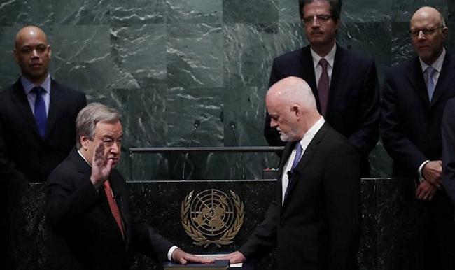 Thế giới kỳ vọng vào Tân tổng thư ký LHQ