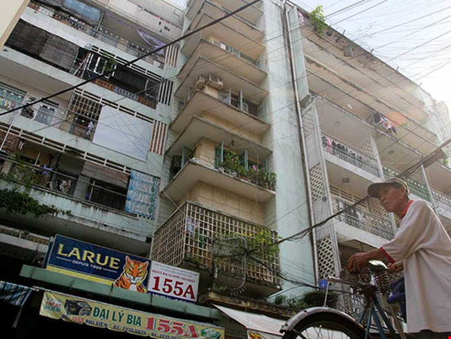 Đổi căn hộ chung cư cũ lấy mới: Được không?