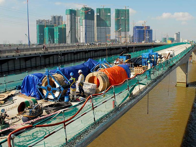 Phải giải ách tắc tuyến metro Bến Thành-Suối Tiên