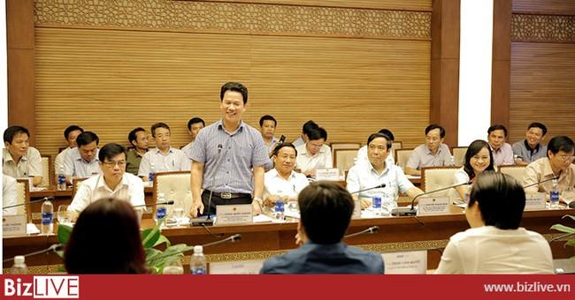 Chủ tịch Hà Tĩnh: Tập đoàn FLC hãy tận dụng cơ hội, sớm triển khai dự án trên địa bàn tỉnh