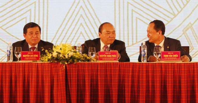 Thủ tướng: Bác Hồ từng muốn Thanh Hoá trở thành một trong những tỉnh khá nhất miền Bắc, Hội nghị lần này đã góp một viên gạch vào mong ước đó