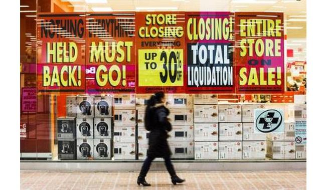 'Mọi chuyện đang ngày càng tồi tệ đối với các hãng bán lẻ truyền thống'