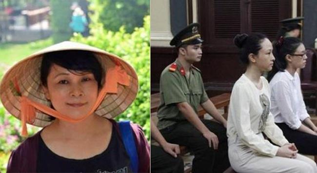 Mẹ Hoa hậu Trương Hồ Phương Nga nói gì trước phiên tòa xét xử con gái