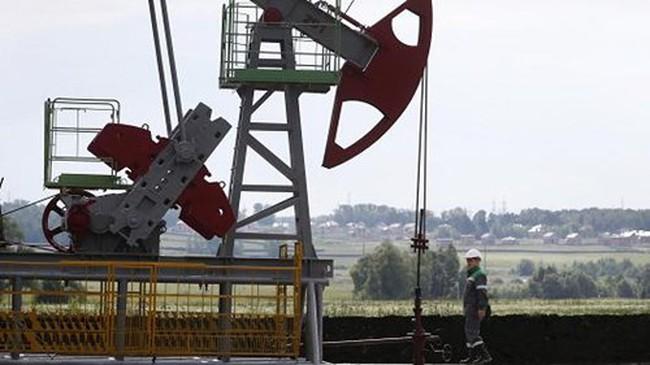 Giá dầu đi xuống khi trữ lượng dầu tại Mỹ đột ngột tăng mạnh