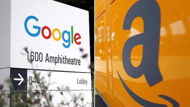 Ngân hàng truyền thống hãy dè chừng với cái bắt tay này của 2 gã khổng lồ internet Amazon và Google - ảnh 1