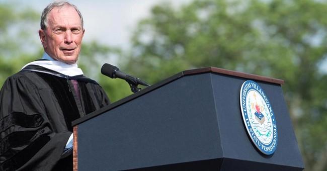 Đây là lời khuyên mà tỷ phú Bloomberg cho rằng mọi sinh viên đều nên khắc cốt ghi tâm