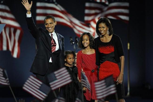 Dù luôn bận rộn với sự nghiệp chính trị, Barack Obama vẫn dành thời gian cho con cái và đây là bài học về lãnh đạo mà ông luôn dạy con