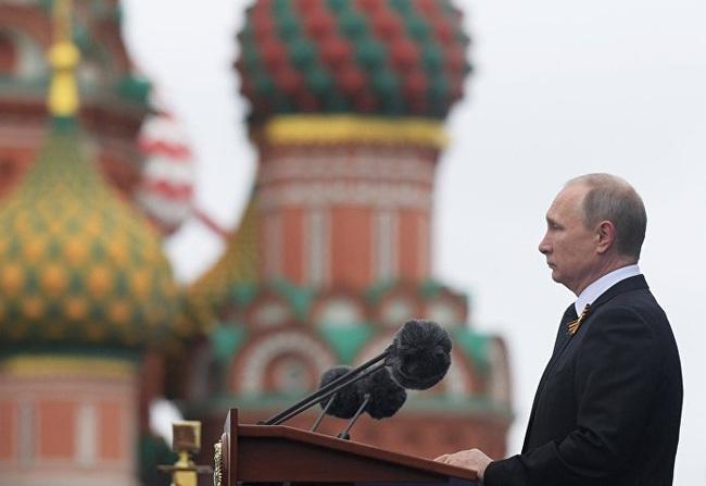 Tổng thống Putin: Không lực lượng nào có thể đô hộ nhân dân Nga