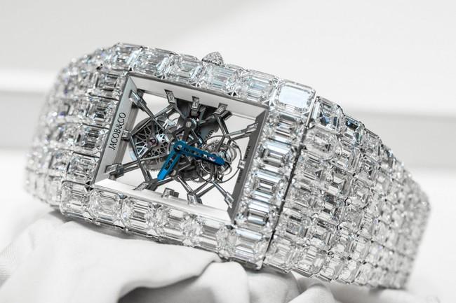 """Chiếc đồng hồ """"tỷ phú"""" đổi được 90 siêu xe Ferrari và những tuyệt phẩm chỉ xuất hiện trên cổ tay của giới siêu giàu"""