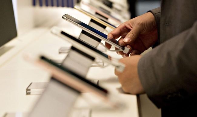 Giá trị thị trường của Apple gần bằng 5 ngân hàng lớn nhất Trung Quốc