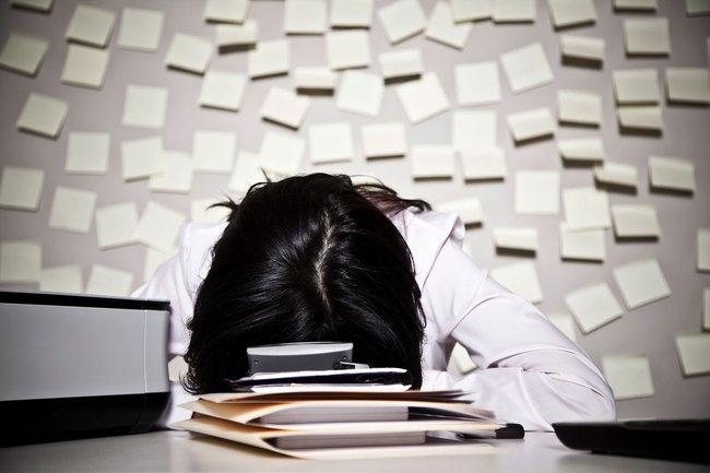Con người thường bắt đầu cảm thấy chán ghét công việc ở tuổi 35 và đây là lý do