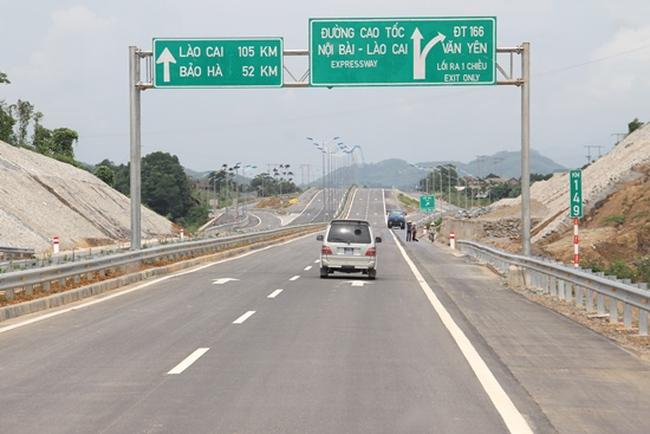 Xây nút giao IC.11 cao tốc Nội Bài - Lào Cai theo hình thức PPP