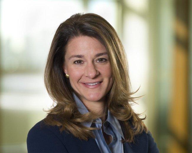 """Melinda Gates: """"Thế giới đã đủ những chú ong chăm chỉ, bạn cần là con đầu đàn dũng mãnh"""""""