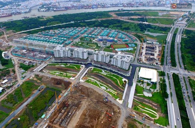TPHCM đấu giá quyền sử dụng đất lô 7-1 dự án khách sạn nghỉ dưỡng 2.700 tỷ đồng trong KĐT Thủ Thiêm