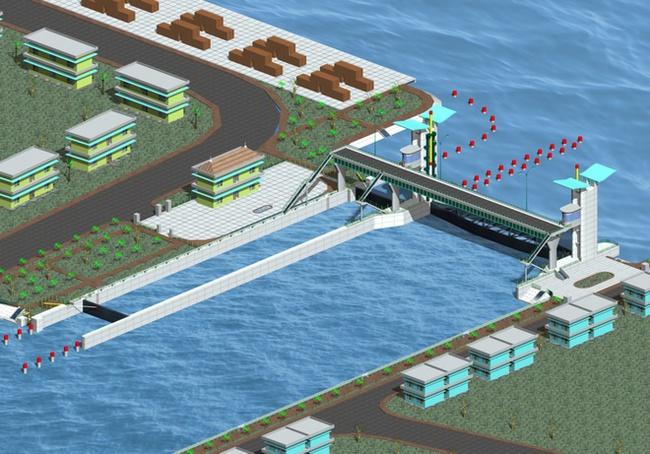 Công trình chống ngập 10.000 tỷ đồng ở TP.HCM thoát nước thế nào?