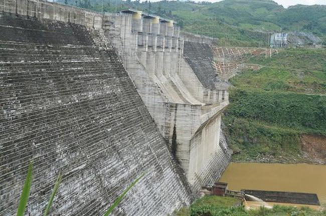 Động đất gần thủy điện Sông Tranh 2 gây rung chuyển lớn