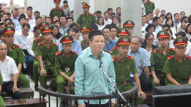 Phần góp vốn 6,65% của Công ty Đầu tư XD Sông Đà vào OceanBank là tiền của Hà Văn Thắm?