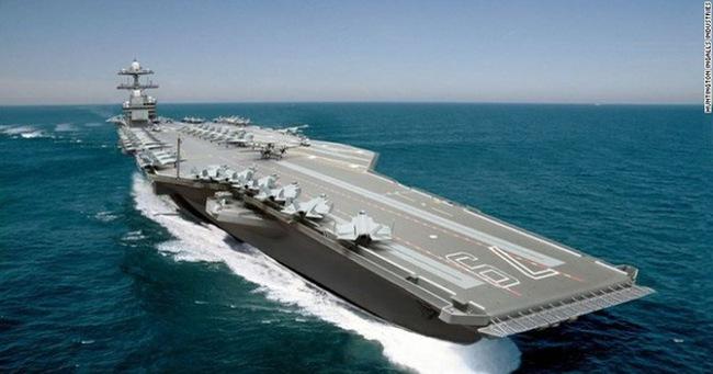 Mỹ điều tàu sân bay hướng về Triều Tiên ngay khi ông Tập Cận Bình rời Mỹ