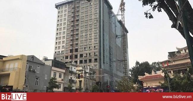 5 quận, huyện của Hà Nội đã xử lý dứt điểm vi phạm trật tự xây dựng