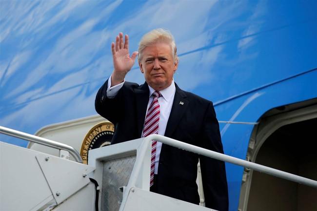 Nhà Trắng xác nhận Tổng thống Trump sẽ tới Việt Nam vào ngày 10/11