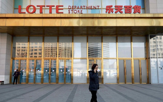 Không chỉ sấp mặt tại Việt Nam, Lotte Mart còn đang thua lỗ trầy trật ở Trung Quốc