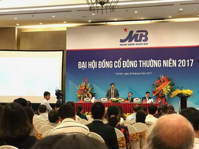 MB ước lãi trước thuế 1.055 tỷ đồng trong quý 1