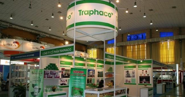 Traphaco chốt danh sách cổ đông chi tạm ứng cổ tức đợt 1/2017 bằng tiền tỷ lệ 20%