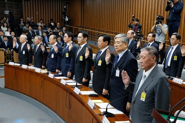 Tiền bạc, quyền lực và gia thế bên trong Samsung, Lotte, Huyndai hay các chaebol của Hàn Quốc