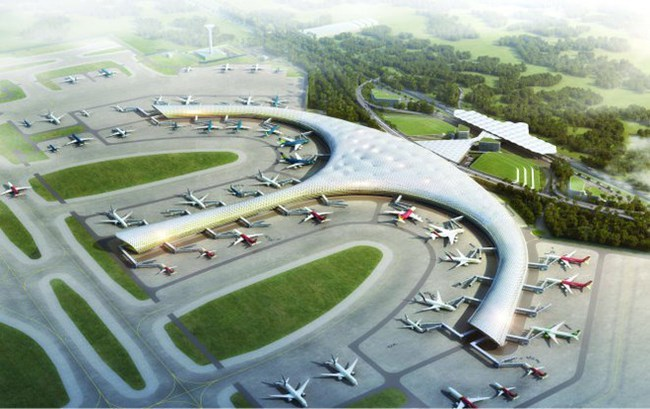 """Đồng Nai """"sẵn sàng"""" cho dự án Cảng hàng không quốc tế Long Thành"""