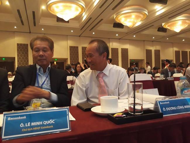 Ông Dương Công Minh được bầu vào HĐQT Sacombank với tỷ lệ cao nhất, tới hơn 198%