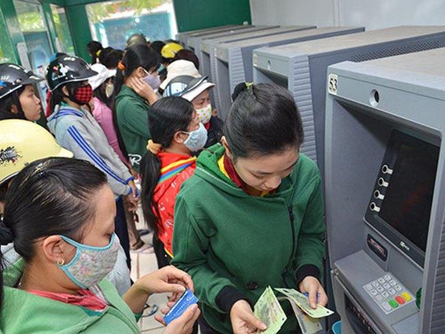 """ATM ngân hàng đã qua cơn """"sốt nóng"""""""
