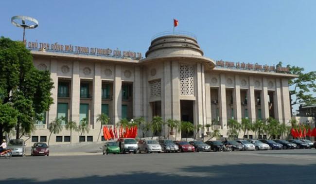 Đang kiểm điểm trách nhiệm tổ chức, cá nhân ở cơ quan thanh tra giám sát Ngân hàng Nhà nước